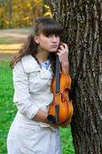 Autumn melody — Stock Photo