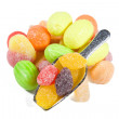 Multi-colored sweets - Stock Photo