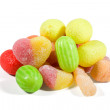 Multi-colored sweets — Stock Photo