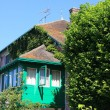 Постер, плакат: Claude Monet`s house