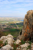 Arbel mountain, Israel — Stock Photo