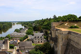 Amboise, Loire valley — Stock Photo