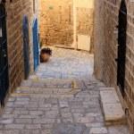Street of Jaffa — Stock Photo
