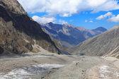 Gran glaciar — Foto de Stock