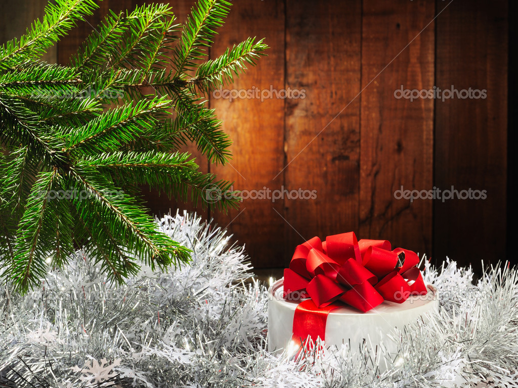 Merry Christmas and Happy New Year  — Stockfoto #4345306