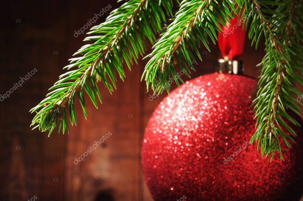 Merry Christmas and Happy New Year  Stockfoto #4349369