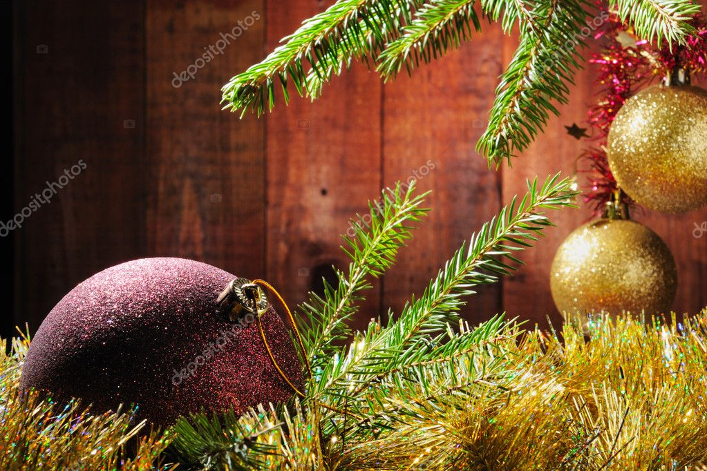 Merry Christmas and Happy New Year — Stock fotografie #4349423