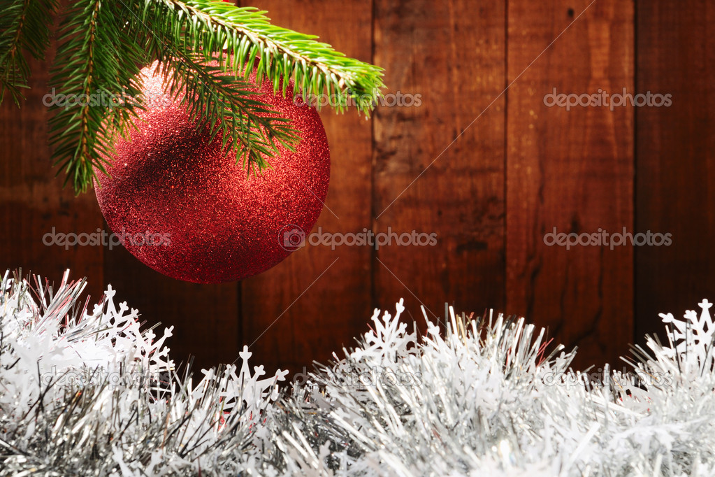 Merry Christmas and Happy New Year — Foto de Stock   #4349594