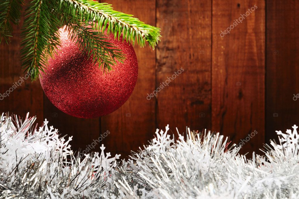 Merry Christmas and Happy New Year  Stockfoto #4349594