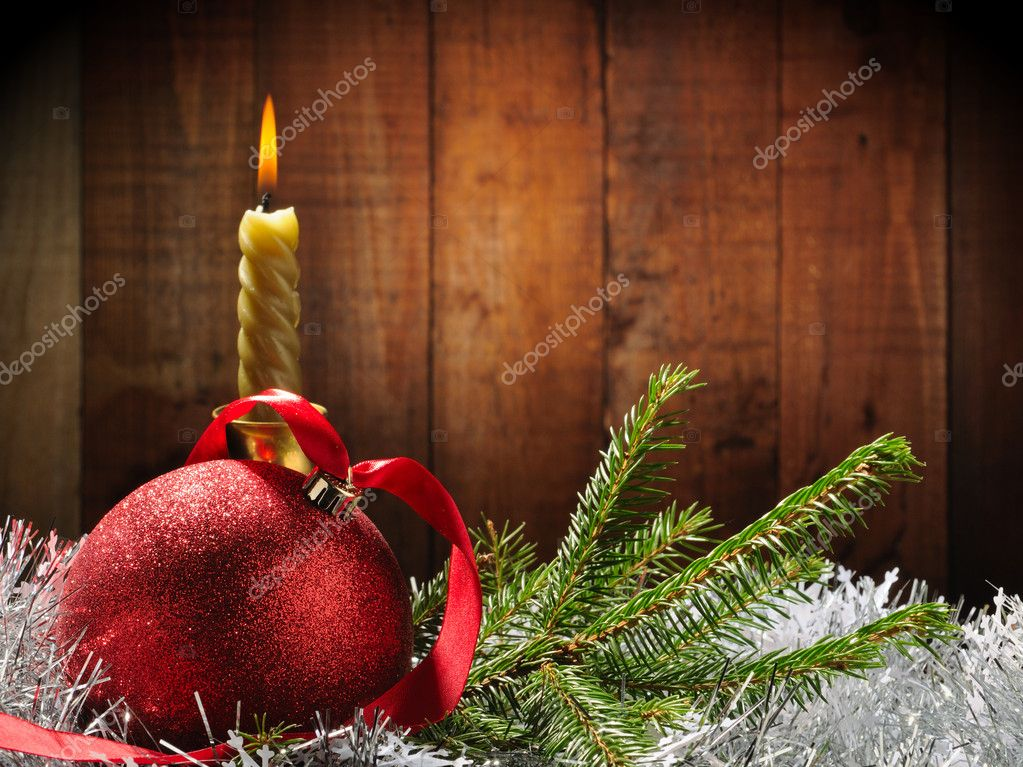 Merry Christmas and Happy New Year  Stock Photo #4349667