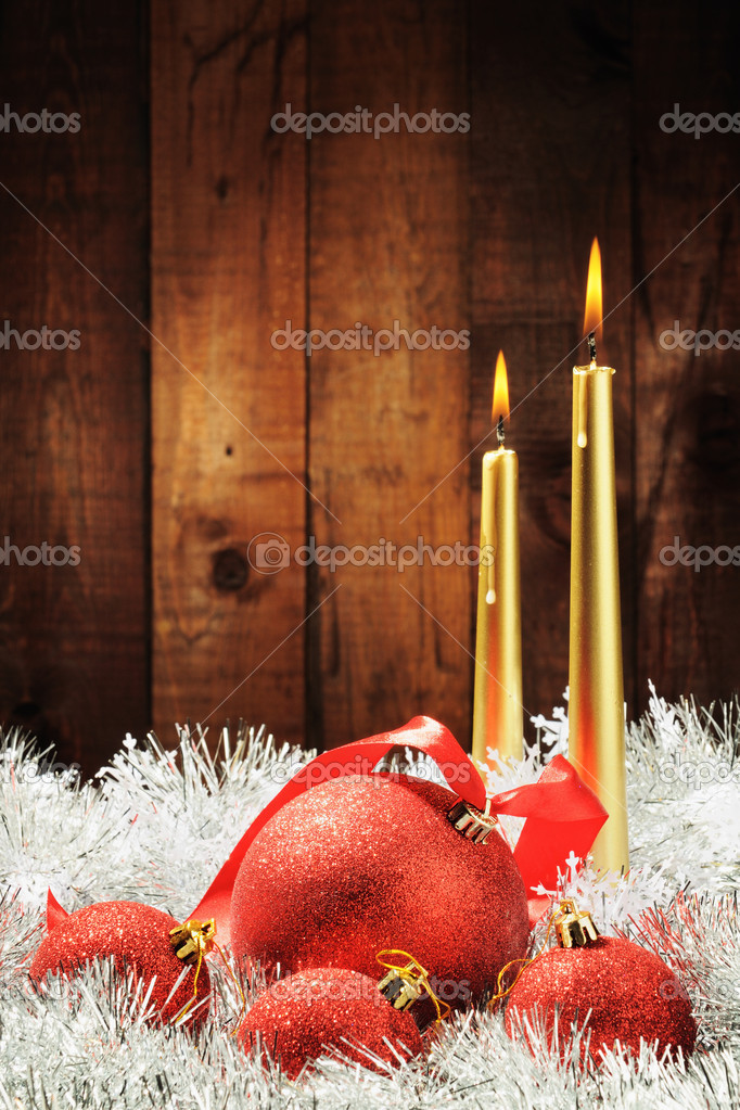 Merry Christmas and Happy New Year — Stock Photo #4349707