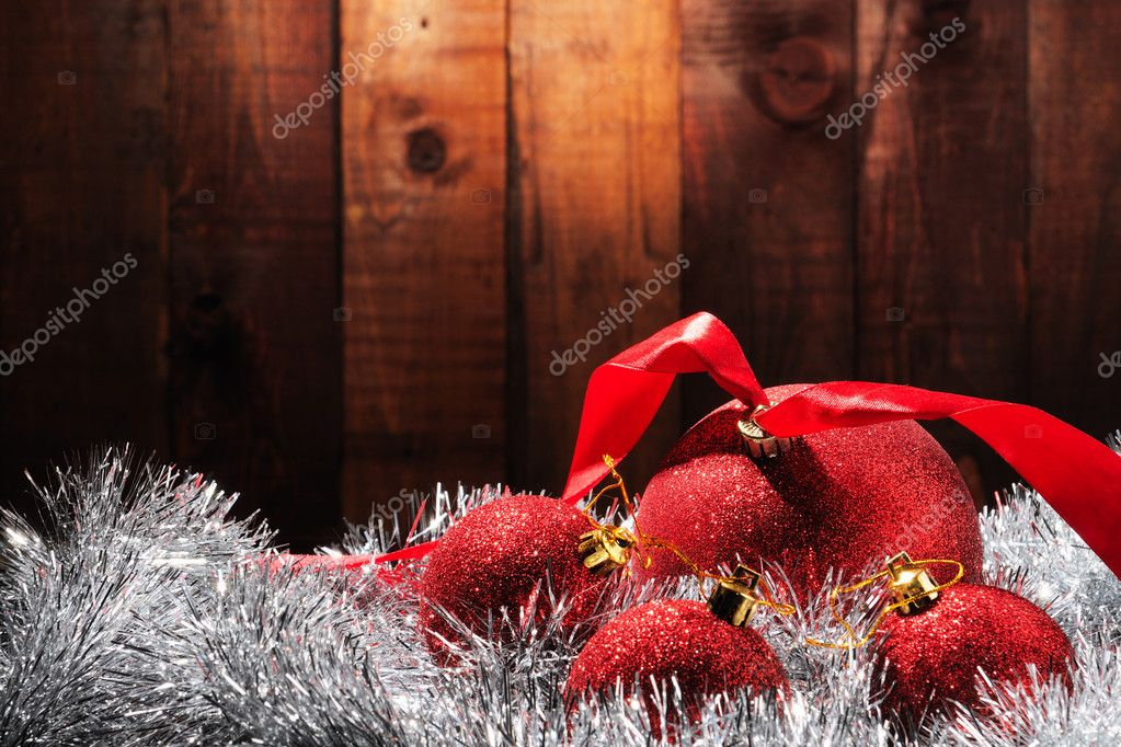 Merry Christmas and Happy New Year — Stock Photo #4349857