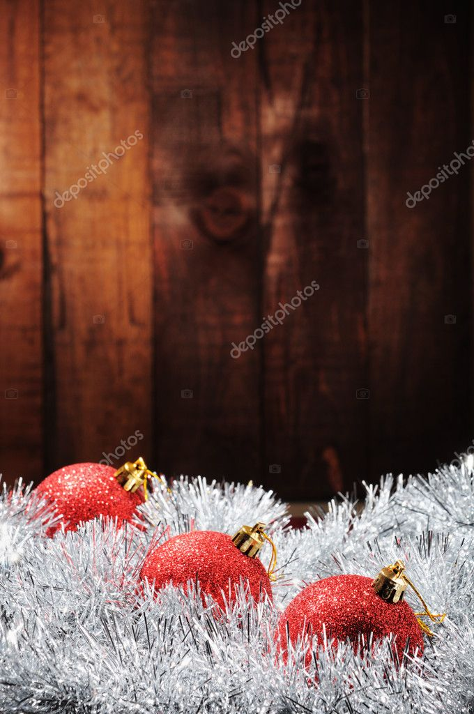 Merry Christmas and Happy New Year  Stock Photo #4350024