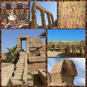 Egypt. Set — Zdjęcie stockowe
