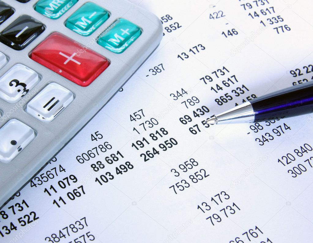 Accounting. For you design — Stock Photo #4572521