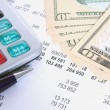 Finance and business — Stock Photo