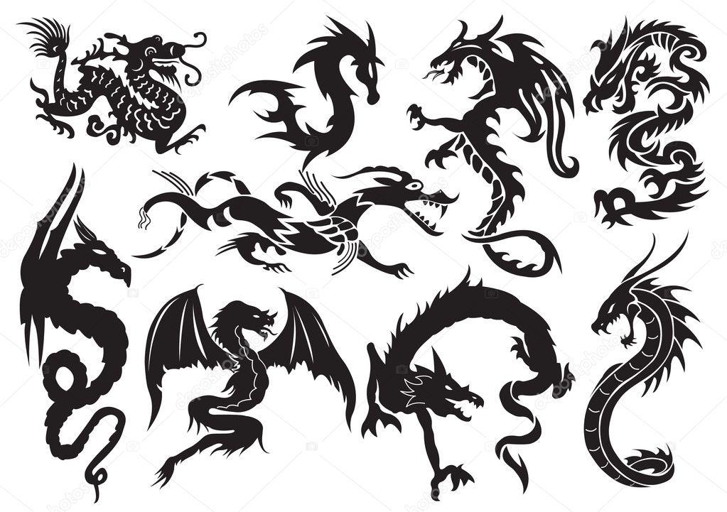 Своими руками драконы сделать