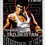 Bruce Lee — Stock Photo