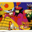 Beatles in cartoon Yellow Submarine — ストック写真 #4026958