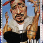 Постер, плакат: Tu Pac Shakur