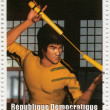 Bruce Lee — Stock fotografie #4069356