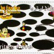 Beatles in cartoon Yellow Submarine — ストック写真