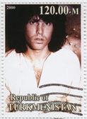Jim Morrison, leader Doors — Stock Photo