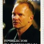 Постер, плакат: Sting
