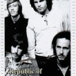 American rock group Doors - Foto de Stock