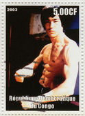 Bruce Lee — Stock Photo