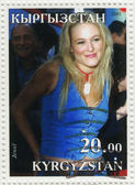 Jewel Kilcher is an American singer-songwriter — Stock Photo