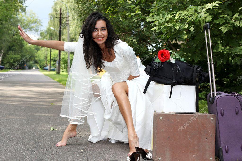 Geil, meine bride road would