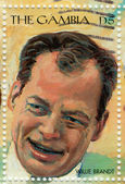 Willy Brandt — Stock Photo