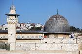 Al Aqsa Mosque in Jerusalem, Israel — Stock Photo