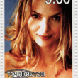 American actress Michelle Pfeiffer - Stok fotoraf