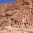 Petra - Nabataeans capital city ( Al Khazneh ), Jordan - Stock Photo