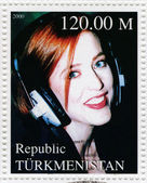 Gillian Anderson — Stockfoto