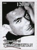 Jean-Claude Van Damme — Stock Photo