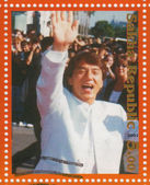 Jackie Chan — Stock Photo