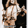 Постер, плакат: Robert Plant from Led Zeppelin