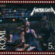 Постер, плакат: American heavy metal band Metallica