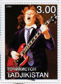 Angus Young — Stock Photo