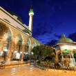Mosque of Al-Jazzar in Acre ( also Akko ) in Western Galilee,  I — Stock Photo