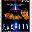The Faculty film poster - Stock Photo