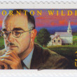 Stock Photo: Thornton Wilder Americplaywright