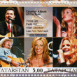 Vince Gill, Faight Hill , Alian Jackson, Lee Ann Womack, Trisha Yearwood — Stock Photo