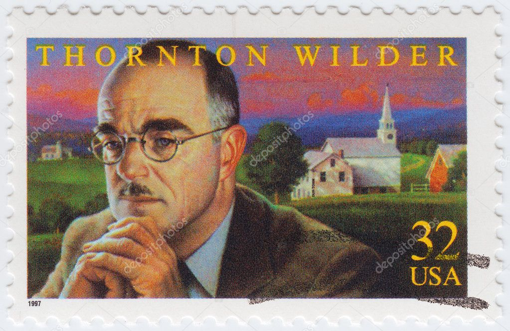 a biography of thornton niven wilder an american playwright and novelist