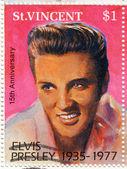 Elvis presley — Stock fotografie