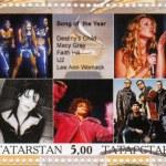 Grammy 's Golden Artist — Stockfoto