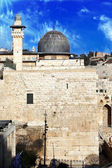 Al Aqsa Mosque in Jerusalem, Israel — 图库照片